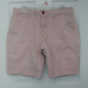 Aeropostale Men's Blush Pastel Pink Shorts